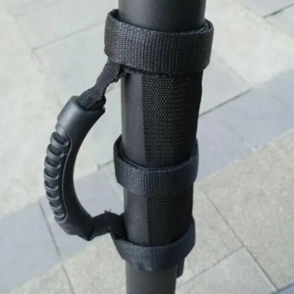 Scooter carry handle