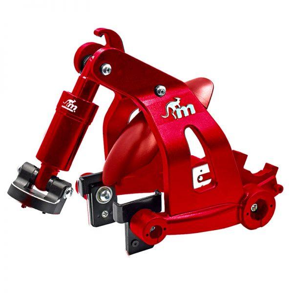 monorim rear suspension red